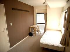 専有部の様子。(407号室)(2007-01-22,専有部,ROOM,4F)