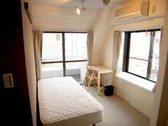 専有部の様子4。階は全般的に日当り良し。(405号室)(2007-01-22,専有部,ROOM,4F)