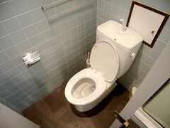 トイレ(2007-01-22,共用部,TOILET,1F)