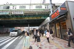 各線高田馬場駅の様子。(2008-04-25,共用部,ENVIRONMENT,1F)