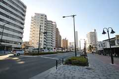 各線・中井駅前の様子。(2013-12-25,共用部,ENVIRONMENT,1F)