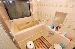 バスルームの様子。(2009-10-13,共用部,BATH,)