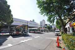 JR中央線阿佐ヶ谷駅の様子。(2009-10-13,共用部,ENVIRONMENT,1F)