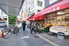 高円寺駅前の様子。(2014-05-09,共用部,ENVIRONMENT,1F)
