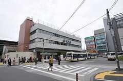 各線・中野駅の様子。(2011-10-19,共用部,ENVIRONMENT,1F)