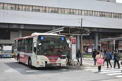 各線・阿佐ヶ谷駅周辺の様子。(2018-04-02,共用部,ENVIRONMENT,1F)