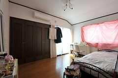 専有部の様子。(201号室)※備品は入居者さんの私物です。(2012-04-10,専有部,ROOM,2F)