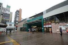 JR中央線・阿佐ヶ谷駅の様子。(2013-06-12,共用部,ENVIRONMENT,1F)