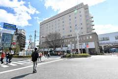 各線・高円寺駅の様子。(2019-03-08,共用部,ENVIRONMENT,1F)
