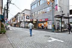 京王井の頭線・浜田山駅の様子。(2017-10-25,共用部,ENVIRONMENT,1F)
