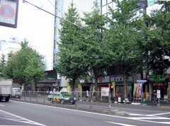 東京メトロ丸ノ内線新高円寺駅。(2007-09-04,共用部,ENVIRONMENT,1F)