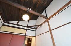 天井が高く開放的です。(205号室)(2014-05-16,専有部,ROOM,2F)