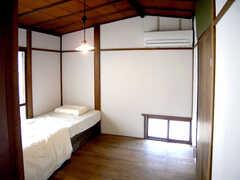 専有部の様子。(202号室)(2007-09-04,専有部,ROOM,2F)