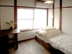 専有部の様子。(203号室)(2007-09-04,専有部,ROOM,2F)