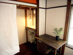 専有部の様子2。(203号室)(2007-09-04,専有部,ROOM,2F)