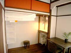 専有部の様子3。(203号室)(2007-09-04,専有部,ROOM,2F)
