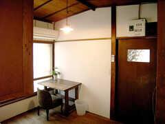 専有部の様子。(201号室)(2007-09-04,専有部,ROOM,2F)