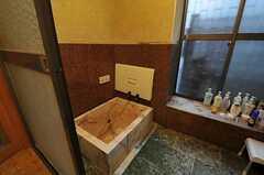 バスルームの様子。(2011-01-26,共用部,BATH,1F)