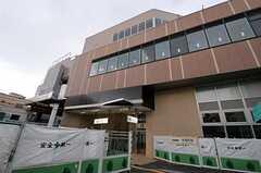 京王井の頭線・永福町駅の様子。(2011-01-26,共用部,ENVIRONMENT,1F)
