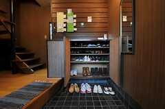 靴箱の様子2。(2011-01-26,周辺環境,ENTRANCE,1F)