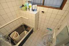 バスルームの様子。(2012-02-14,共用部,BATH,1F)