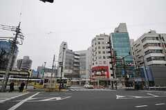 各線・荻窪駅前の様子。(2012-02-14,共用部,ENVIRONMENT,1F)