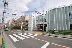 東京メトロ丸ノ内線・中野富士見町駅の様子。(2010-03-01,共用部,ENVIRONMENT,1F)