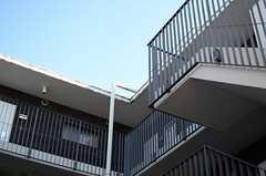 建物は3F建てです。(2013-12-13,共用部,OTHER,1F)