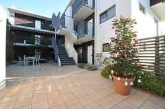 冬にはクリスマスツリーが飾られます。(2013-12-13,共用部,OTHER,1F)