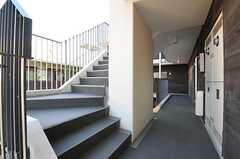階段の様子。(2013-12-13,共用部,OTHER,2F)