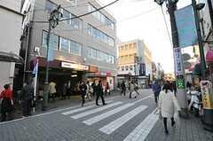 京王井の頭線・浜田山駅の様子。(2013-12-13,共用部,ENVIRONMENT,1F)