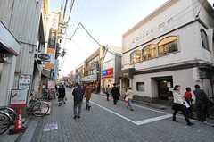 京王井の頭線・浜田山駅前の様子。(2013-12-13,共用部,ENVIRONMENT,1F)