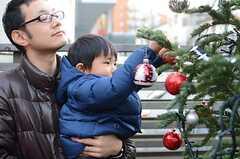 クリスマスパーティーの様子。(2013-12-01,共用部,PARTY,1F)