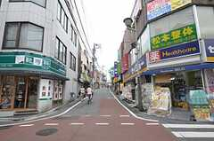 京王井の頭線・久我山駅前の様子。(2011-07-28,共用部,ENVIRONMENT,1F)