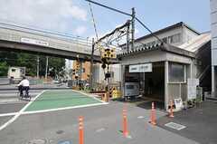 京王井の頭線・三鷹台駅の様子。(2012-06-04,共用部,ENVIRONMENT,1F)