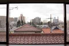 窓sの外の景色。(203号室)(2016-02-25,専有部,ROOM,2F)
