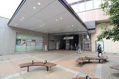 京王井の頭線・永福町駅。(2016-02-25,共用部,ENVIRONMENT,1F)