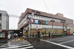 京王井の頭線・永福町駅の様子。(2017-04-11,共用部,ENVIRONMENT,1F)