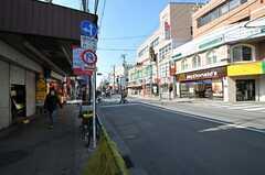 周辺は飲食店・日常生活品店がたくさんあります。(2013-02-04,共用部,ENVIRONMENT,1F)