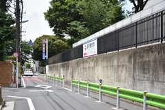 シェアハウス周辺の様子。高千穂大学が近くにあります。(2018-06-19,共用部,ENVIRONMENT,1F)