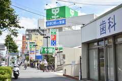 京王井の頭線・西永福駅周辺の様子。(2018-06-19,共用部,ENVIRONMENT,1F)