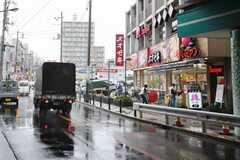 京王線八幡山駅前の様子。(2009-08-31,共用部,ENVIRONMENT,1F)