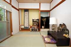 専有部の様子。(101号室)(2008-08-13,専有部,ROOM,1F)