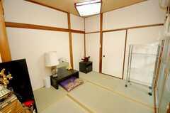 専有部の様子8。(101号室)(2008-08-13,専有部,ROOM,1F)