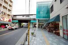 京王線八幡山駅の様子。(2008-08-13,共用部,ENVIRONMENT,1F)