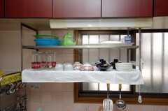 食器棚の様子。(2008-07-23,共用部,OTHER,1F)
