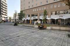 各線・高円寺駅の様子。(2013-10-07,共用部,ENVIRONMENT,1F)