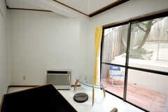 専有部の様子。(102号室)(2010-03-29,専有部,ROOM,2F)