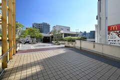 各線・荻窪駅の様子2。(2020-08-21,共用部,ENVIRONMENT,1F)