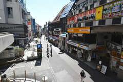 荻窪駅前の商店街の様子。(2020-08-21,共用部,ENVIRONMENT,1F)